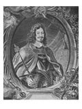 Ferdinand Iii  Holy Roman Emperor  Engraved by Christoffel Jegher  C1631-33 (Engraving)