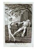 My Son! My Son!  Plate 10 from 'For Children the Gates of Paradise'  1793 (Engraving)