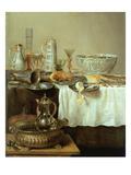Breakfast Still Life  1638