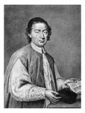 Joseph Assemani (Engraving)