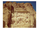 Relief Depicting the Investiture of King Ardashir I (C210-241)