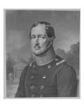 Friedrich Wilhelm Iii  King of Prussia (Engraving)
