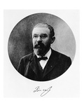 Henri Poincare (B/W Photo)