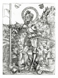 St George  1506 (Woodcut)