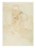 Accepted  1853 (Pen and Brown Ink on Wove Paper)