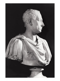 Portrait Bust of Francis I (1708-65)  Holy Roman Emperor (Marble)