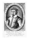 Michael Drayton (Engraving)