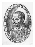 Filippo Finella (Woodcut)