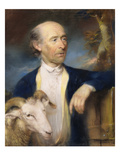 John Collins of Devizes (Fl1771-99) 1799 (Pastel on Paper)
