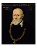 Portrait of Hieronymus Fabricius