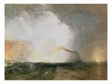 Staffa  Fingal's Cave  1832