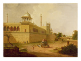 Jami Masjid  Delhi  1811 (Oil on Canvas)