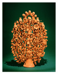 Tree of Life (Single-Fired Earthenware)