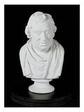 Samuel Johnson (1709-84) 1777 (Plaster)