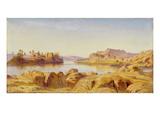 Philae  Egypt  1863
