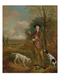 Major John Dade (1726-1811) of Tannington  Suffolk  c1755