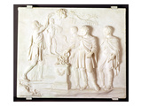 Sacrifice to Hercules  C1766 (Marble)