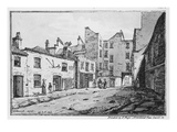 View of Cato Street  1820 (Litho)