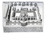 Thermae Diocletianae (Engraving)