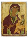 Virgin and Child  C1500 (Tempera on Panel)