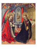 The Annunciation  15th Century