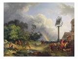 The Rainbow  1784