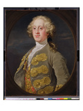 William Cavendish  Marquess of Hartington  Later 4th Duke of Devonshire (1720-64) 1741
