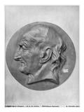 Antoine Laurent De Jussieu (Bronze)