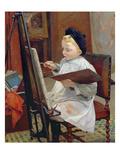 Marcel Renoux Painting