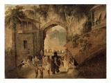 East Gateway  Patna  1825