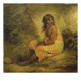 Indian Girl  1793