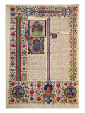 Fol87v Opening of the Book of the Prophet Hosea
