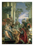 Adoration of the Magi  1570S