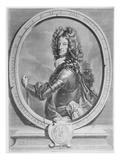 Maximilian Ii Emanuel  Elector of Bavaria  Engraved by Cornelis Vermeulen (Engraving)