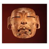 Mask  Olmec Culture (Wood)