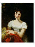 Mary Freer  1809 (Oil on Canvas)