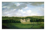 Kidbrooke Park  Kent  Formerly Attributed to George Lambert (1700-65) C1740-50 (Oil on Canvas)