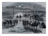 The Civil War in America (Litho) (B/W Photo)