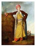 Portrait of an Armenian  1771