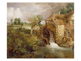 Mill at Gillingham  Dorset  1825-26