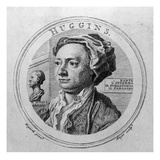 William Huggins  Engraved by Thomas Major  1761 (Engraving)