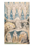 The Creation  Page 14 from 'Illustrations of the Book of Job' after William Blake (1757-1827)