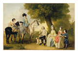 The Drummond Family  c1769