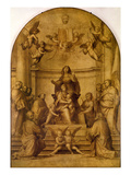 St Anne (Sepia Altarpiece)