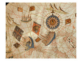 The Maritime Cities of Genoa and Venice  from a Nautical Atlas of the Mediterranean and Middle East