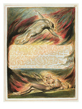 Then the Divine Hand'  Plate 35 from 'Jerusalem' (Bentley Copy E) 1804-20