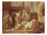 The Reconciliation of the Montagues and the Capulets  C1854