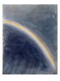 Sky Study with Rainbow  1827 (W/C on Paper)
