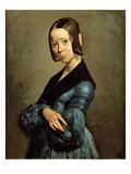 Pauline Ono (1821-44) in Blue  1841-42