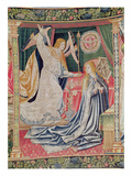 The Annunciation  Brussels Workshop  C1510 (Tapestry)